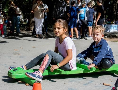 АГЕНДА ООД координира проект на Българската спортна федерация за деца и младежи в риск